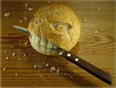 Resultado de imagem para A pan duro, dientes agudos