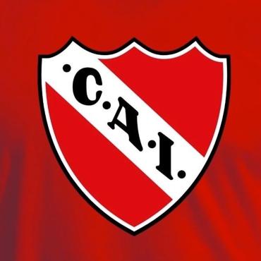 Club-Atlético-Independiente-Argentina-Primera-División-Soccer-T-SHIRT-NEW-red-detail