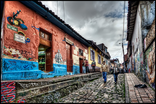 La Candelaria. Fotos por: Pedro Szekely