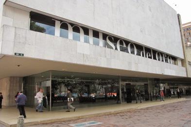 Museo del Oro, Bogotá. Foto por Dica das Américas